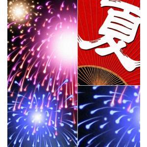 Tシャツ 花火 日本 祭り 夏 おみやげ 半袖 長袖 HANABI|genju|02