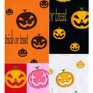 Tシャツ ハロウィン 仮装 コスプレ 可愛い HALLOWEEN カボチャ かぼちゃ イベント スポーツジム 半袖 長袖  HALLOWIX TYPE2|genju|02