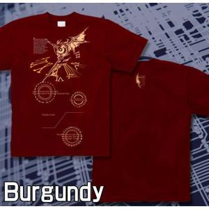 Tシャツ 悪魔 半袖 長袖 XS S M L XL XXL XXXL 2L 3L 4L サイズ メンズ レディース Black Cogwheel|genju|06
