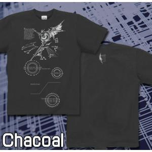 Tシャツ 悪魔 半袖 長袖 XS S M L XL XXL XXXL 2L 3L 4L サイズ メンズ レディース Black Cogwheel|genju|07