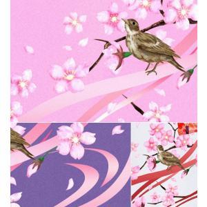 桜 和柄 Tシャツ さくら SAKURA  花見 イベント スポーツジム 半袖 長袖 舞桜|genju|04