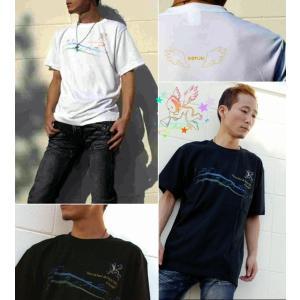 Tシャツ 天使 半袖 長袖 XS S M L XL XXL XXXL 2L 3L 4L サイズ メンズ レディース Angel Voice|genju|02