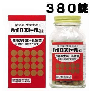 AJD ハイロストール 380錠(第(2)類医薬品)