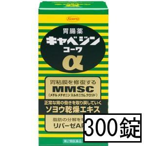 興和 新キャベジンコーワα300錠【第2類医薬品】の関連商品1