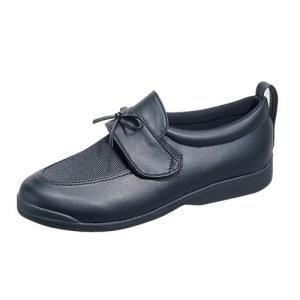 パステル302(ブラックA)ムーンスター 介護靴