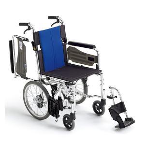 介助型 車いすBAL-4BAL−4バルシリーズMIKI 株式会社ミキ車イス 車椅子代引き不可|genki