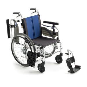 自走型 車いすBAL-5BAL−5バルシリーズMIKI 株式会社ミキ車イス 車椅子代引き不可|genki