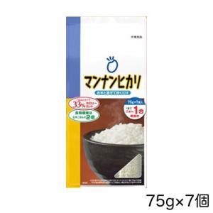 大塚食品 Otsuka マンナンヒカリ 75g×7袋 簡単・お米と一緒に炊くだけ