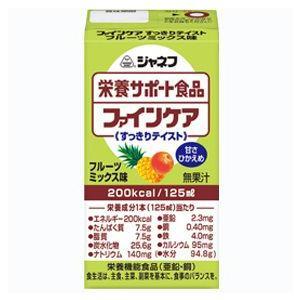 ファインケアすっきりテイスト(フルーツミックス味)125ml×12本(濃厚流動食)|genki