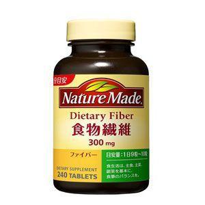 ネイチャーメイド 食物繊維240粒入・26日分(3個セット)