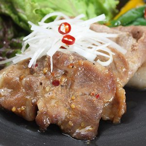 元気豚 肩ロース焼肉(プルコギ風) 150g|genkibuta