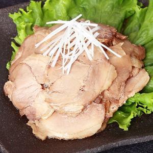 元気豚 焼豚スライス 200g|genkibuta