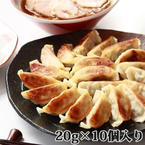 元気豚 肉餃子 200g(20g×10個入)|genkibuta