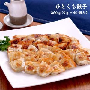 元気豚 ひとくち餃子 360g(9g ×40個入)|genkibuta