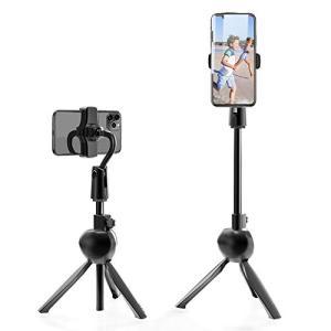 2020最新版SUPTMAX スマホスタビライザー スマホスタンド 携帯スタビライザー iPhone...