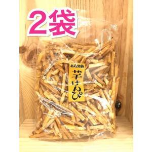 芋けんぴ 1kg 2袋 高知県 越智町 横山食品 土佐名物 お得サイズ 大人気 国産さつま芋使用