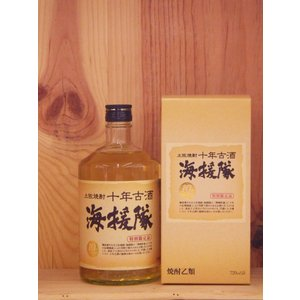 土佐鶴酒造 海援隊 10年古酒 25度 米酒粕 720ml