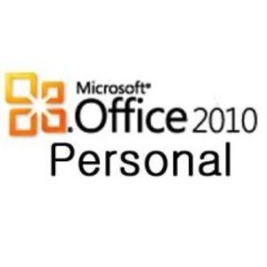 【開封品 DSP版】 Microsoft Office 2010 Personal (PIPC版)