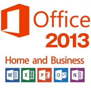 【MS-Office DSP版】Microsoft Office 2013 Home and Business|geno