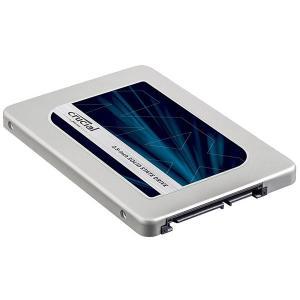 275GB Crucial MX300 [CT275MX300SSD1] Micron製の3D TLC NANDフラッシューメモリーを搭載|geno