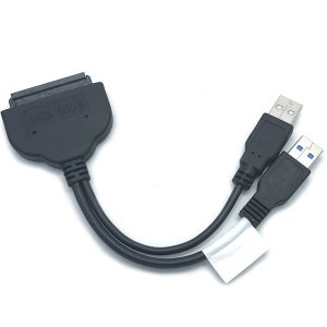 【バルク】 BizLink 1504 USB3.0接続 SATA-USB変換ケーブル [KS70008-1AE] geno