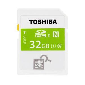 【新品バルク】東芝 NFC搭載 SDHCメモリカード 32GB