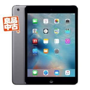 【良品中古】 Apple iPad mini2 Wi-Fiモデル 32GB スペースグレイ [ME277J/A]