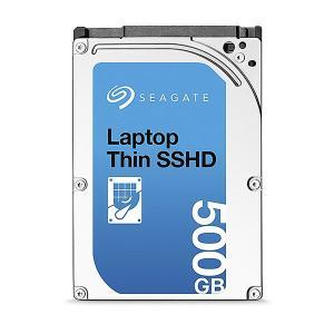 500GB+8GB Seagate 2.5インチSSHD [ST500LM000] (SATA600/ 5400rpm/ SSD8GB/ 7mm厚)