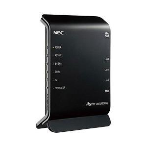 NEC 11ac Aterm 無線LAN親機(Wi-Fiルー...