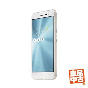 【良品中古】ASUS ZenFone (エイスース・ゼン フォン) 3 パールホワイト [ZE520...