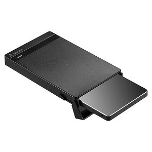 Salcar USB3.0 2.5インチ ハードディスク/SSDケース [43204-14845]