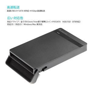 Salcar USB3.0 2.5インチ HDD/SSDケース [43204-14845]|geno|04