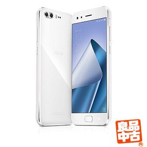 【良品中古】ASUS ZenFone (エイスース ゼン・フォン) 4 Pro ムーンライトホワイト...