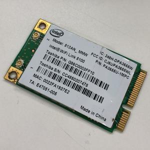 【中古】 Intel Wi-Fi Link 5100 [512AN_MMW]