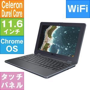 【リファビッシュ】 ASUS(エイスース) 11.6型 Chromebook Flip C213NA...