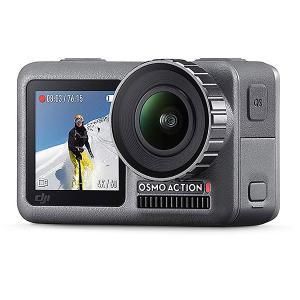 DJI OSMO Action 防水 デジタルビデオカメラ (アクションカメラ/ 4K動画/ 防水/ 手ぶれ補正)|geno