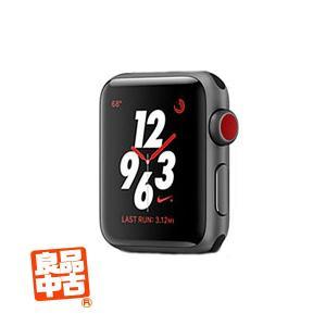【良品中古】Apple Watch (アップル・ウォッチ) Nike+ Series 3 GPS+C...