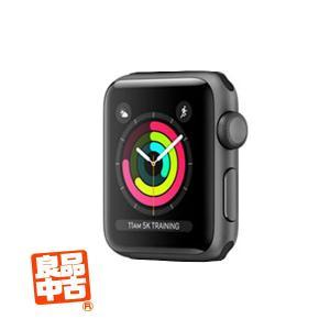 【良品中古】Apple Watch (アップル・ウォッチ) Series 3 GPSモデル 38mm...