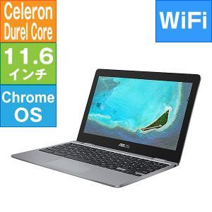 【リファビッシュ】 ASUS(エイスース) 11.6型 Chromebook(クロームブック) Fl...
