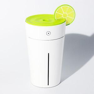 【送料無料】USB電源 ポータブル加湿器 Lemon [HP-832G] グリーン geno