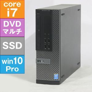 【良品中古パソコン・デスクトップ】DELL OPTIPLEX 7020 (Core i7-4790 ...
