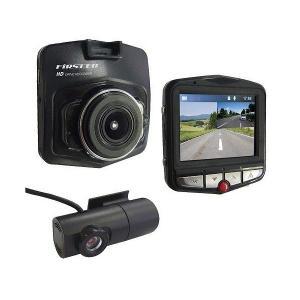 エフ・アール・シー 前・後方2カメラ同時録画ドライブレコーダー [FT-DR120WE]|geno