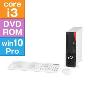 【リファビッシュ】富士通 ESPRIMO D7010/E [FMVD47003] (Core i3-10100 3.6GHz/ メモリ8GB/ HDD500GB/ DVD-ROM/ 10Pro64bit)|geno
