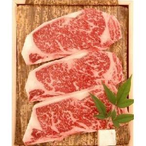 【送料無料】国内産サーロインステーキ約200g3枚入|gensan