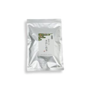 抹茶入水出し煎茶ティーバッグ 8g×30袋 [M便 1/1]