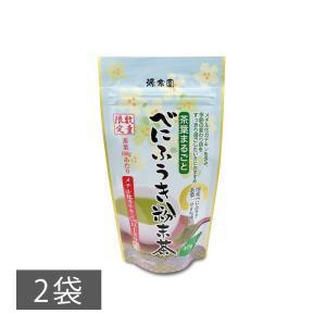 べにふうき 茶葉まるごとべにふうき粉末茶 40g 2袋セット [M便 1/5]