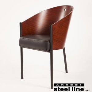 フィリップ・スタルク コステスチェア スティールライン社DESIGN900 (steelline) genufine-store