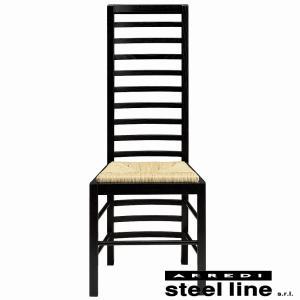 C.R.マッキントッシュ WILLOW2チェア スティールライン社DESIGN900 (steel line)|genufine-store