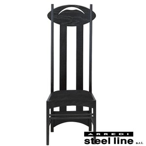 C.R.マッキントッシュ アーガイルチェア スティールライン社DESIGN900 (steel line)|genufine-store