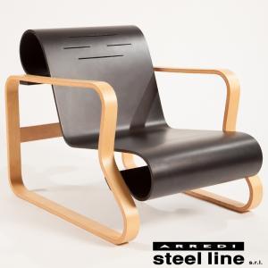アルヴァ・アアルト パイミオチェア スティールライン社DESIGN900 (steelline)|genufine-store